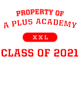 A Plus Academy Nike Club Fleece Crew
