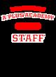 A Plus Academy Tri-Blend Ladies Long Sleeve Hooded T-shirt