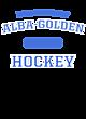 Alba-golden Holloway Electrify Long Sleeve Performance Shirt