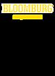 Bloomburg Ladies Sport-Wick Heather Fleece Hooded Pullover