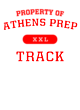 Athens Prep Classic Fit Heavy Weight T-shirt