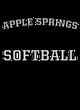 Apple Springs Fan Favorite Heavyweight Hooded Unisex Sweatshirt