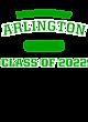 Arlington Youth Heavyweight Sleeve Stripe Hooded Sweatshirt