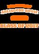 Arlington Bowie Fan Favorite Heavyweight Hooded Unisex Sweatshirt