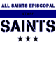 All Saints Episcopal Champion Heritage Jersey Tee