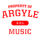Argyle Holloway Electrify Long Sleeve Performance Shirt
