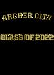 Archer City Digi Camo Youth Long Sleeve Performance T-Shirt