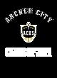 Archer City Womens Holloway Electrify V-Neck Long Sleeve