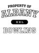 Albany Electric Heather Hooded Sweatshirt