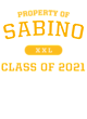 Sabino Youth Competitor T-shirt