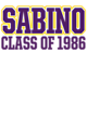 Sabino Youth Ultimate Performance T-shirt
