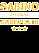 Sabino Colorblock Competitor T-Shirt