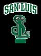 San Luis Ladies Game Long Sleeve V-Neck Tee