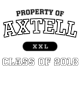 Axtell Ladies Classic Fit Lightweight Tee