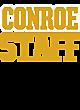 Conroe Fan Favorite Heavyweight Hooded Unisex Sweatshirt