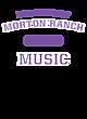 Morton Ranch Nike Ladies Dri-FIT Cotton/Poly Scoop Neck Tee