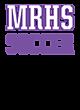 Morton Ranch Ladies Tri-Blend Wicking Draft Hoodie Tank