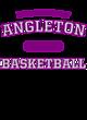 Angleton Ladies Tri-Blend Performance T-Shirt