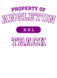 Angleton Bella+Canvas Triblend Unisex Long Sleeve T-shirt