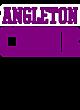 Angleton Long Sleeve Tri-Blend Wicking Raglan Tee