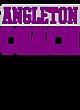 Angleton Ladies Tri-Blend Racerback Tank