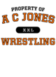 A C Jones Classic Fit Heavy Weight T-shirt