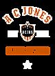 A C Jones Nike Legend Tee