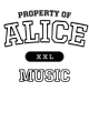 Alice Classic Fit Heavy Weight T-shirt