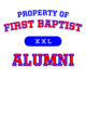 First Baptist Classic Fit Heavy Weight T-shirt