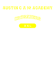 Austin C A N! Academy Sport-Tek Long Sleeve Youth Posi-UV Pro Tee