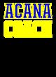 Austin C A N! Academy Augusta Ladies Hyperform Compression Capri