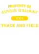 Austin Waldorf Champion Heritage Jersey Tee