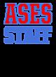 All Saints Episcopal Nike Ladies Dri-FIT Sport Swoosh Pique Polo