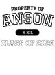 Anson Fan Favorite Heavyweight Hooded Unisex Sweatshirt
