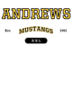 Andrews Classic Fit Heavy Weight T-shirt