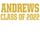 Andrews Ladies Long Sleeve Tri-Blend Wicking Raglan Tee