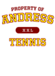 Andress Youth Classic Fit Heavyweight T-shirt