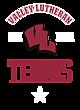 Valley Lutheran Tri-Blend Wicking Draft Tee