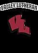 Valley Lutheran Heathered Short Sleeve Performance T-shirt