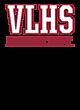 Valley Lutheran Womens Cotton V-Neck T-shirt