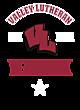 Valley Lutheran Ladies Tri-Blend Wicking Draft Hoodie Tank