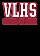 Valley Lutheran Long Sleeve Tri-Blend Wicking Raglan Tee