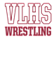 Valley Lutheran Embroidered Cinch Pack