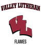 Valley Lutheran Champion Heritage Jersey Long Sleeve Tee