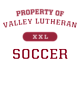 Valley Lutheran Long Sleeve Competitor T-shirt