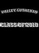 Valley Lutheran Holloway Ladies' Sophomore S/S Hoodie