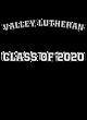 Valley Lutheran Ladies Long Sleeve Rashguard Tee
