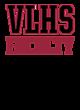Valley Lutheran Sport-Wick Heather Fleece Hooded Pullover