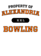 Alexandria Classic Fit Heavy Weight T-shirt