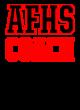 American Falls Holloway Electrify Long Sleeve Performance Shirt